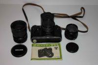 ZENIT TTL kamera från Sovjet