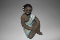 MARI SIMULSON ( Upsala Ekeby) figurin